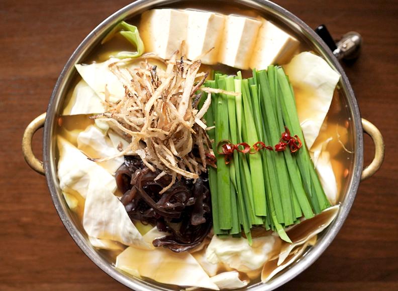 もつ鍋(九州醤油味)