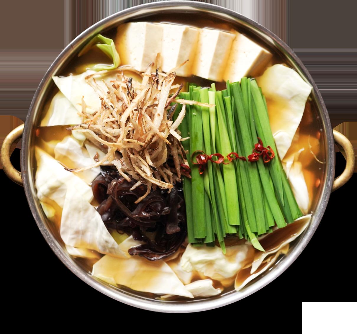 もつ鍋 / 九州醤油味